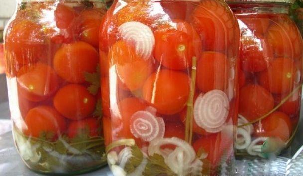 Сладкие помидоры на зиму рецепты