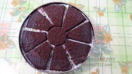 Торт Африканская ромашка с фото и видео
