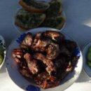 Шашлык из свинины в маринаде из кефира