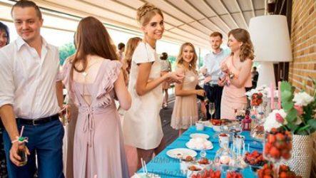 Нестандартный выкуп невесты